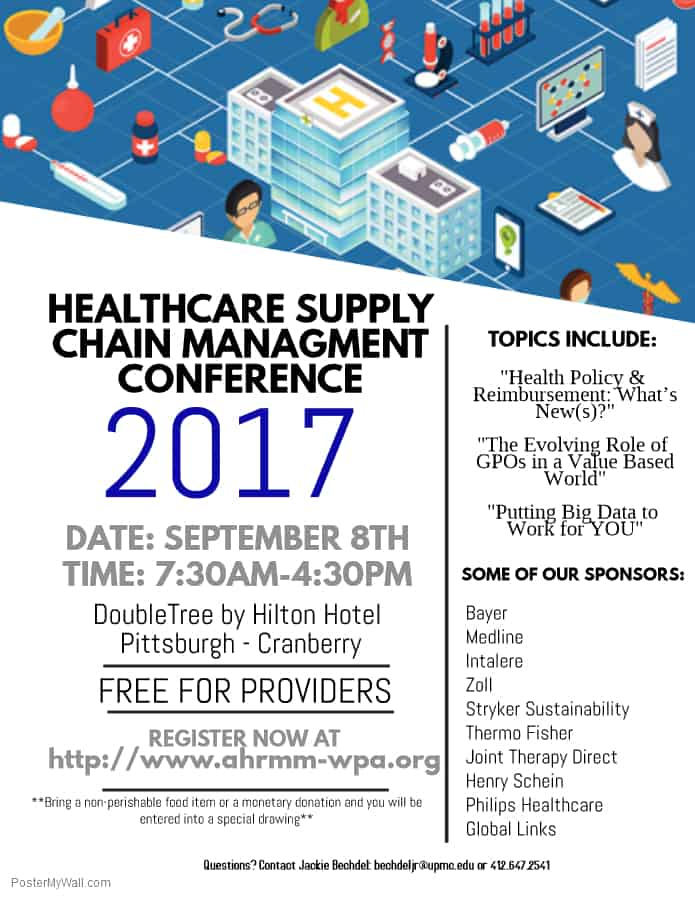 Local Supply Chain Management Conference Registration Is Open