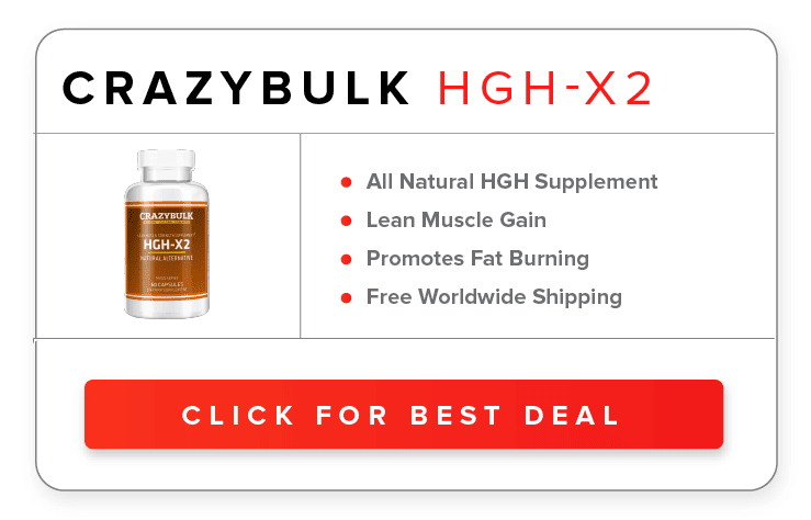Hgh X2 Review Natural Hgh Releaser 2020 Update