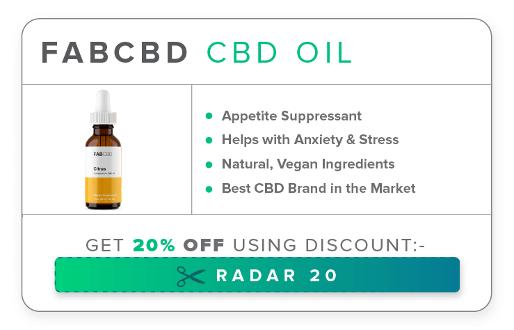 fab cbd can be used as appetite suppressant