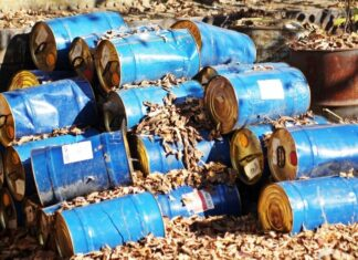 The Dangers of Hazardous Waste
