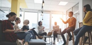 How To Foster a Healthy Work Environment