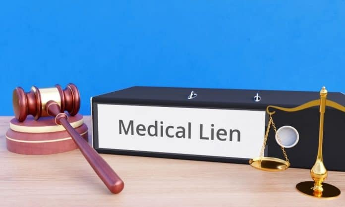 What To Know About Medical Liens